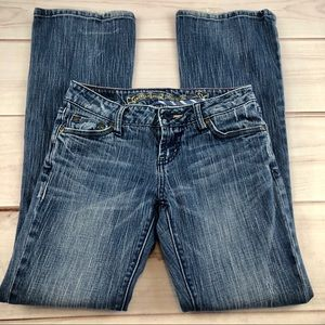 American Eagle Hipster Jeans Sz 2 (Item #309)